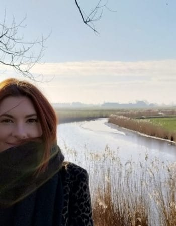 Simone expat in the Netherlands
