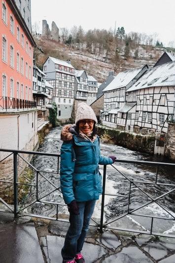 Canadian Expat Jamie in Belgium