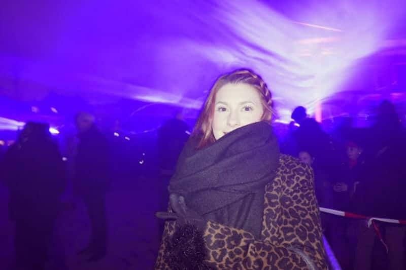 Expat Simone enjoying the nightlife in the Netherlands