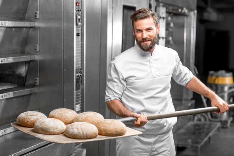 Skills-based visas such this baker in Australia can offer a path to residency.