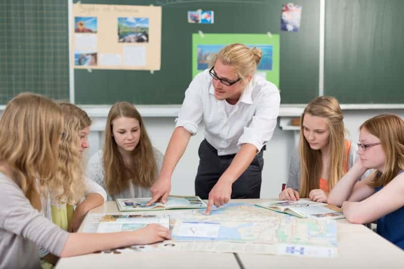 TEFL is a popular option for freelancers on study visas in Europe.