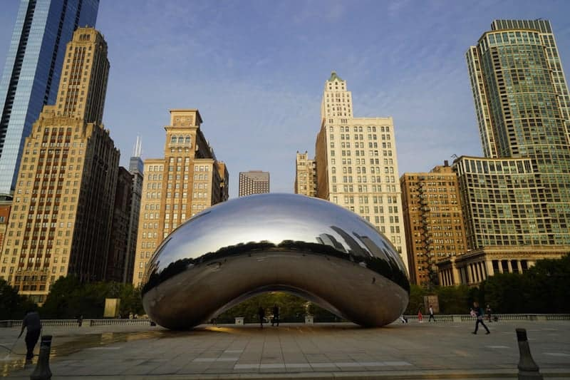 Expat Kate in Chicago