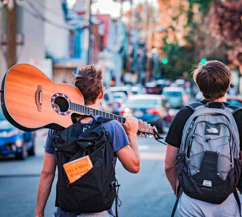A working holiday visa can be a great option for Freelancers and Digital Nomads in Europe.