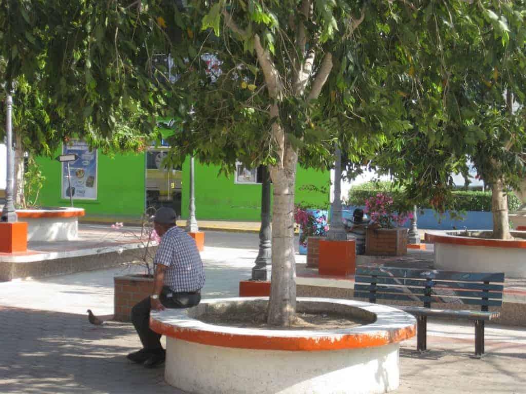 Las Tablas was the city chosen for the move to Panama