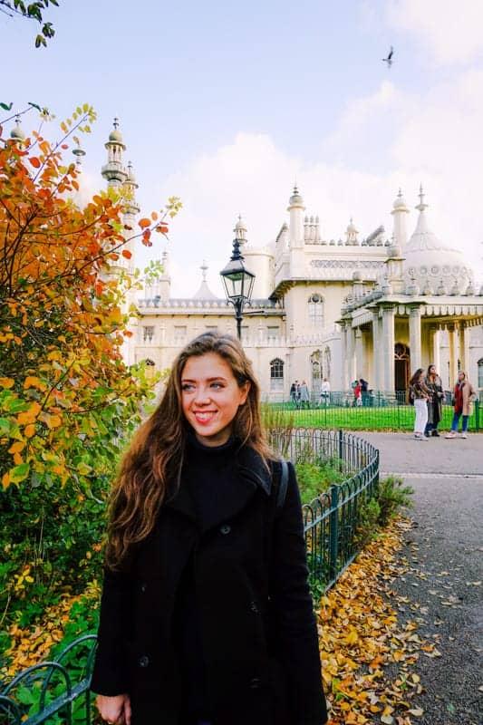 Expat Ekaterina in London