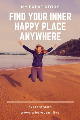 FInd your happiness anywhere