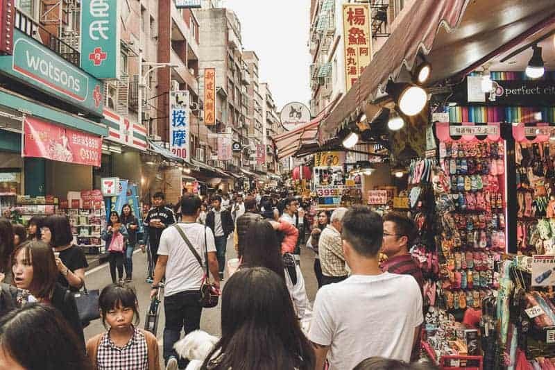 Working in Taiwan can come as a culture shock, as can day-to-day life.