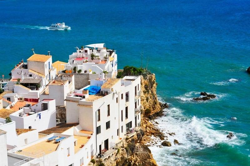 Houses in Ibiza spain - get your residency visa to spain