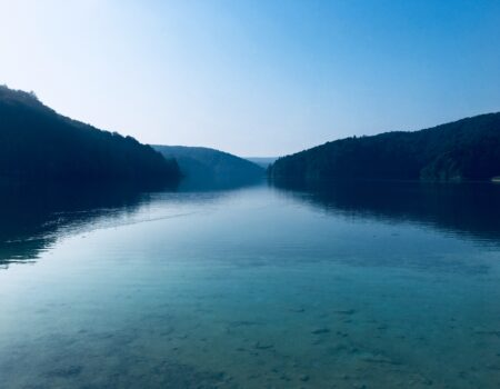 Lakes in Croatia, a great place to live