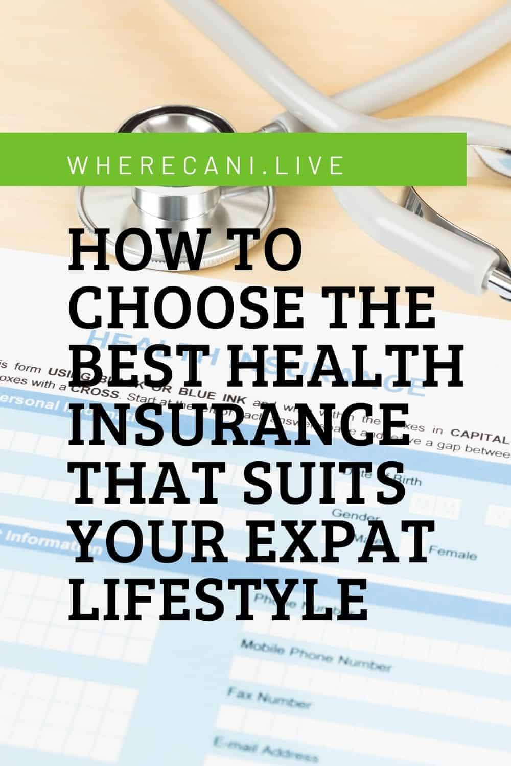 Choose the best healthcare to suit your family.  #expat #healthcare #family via @wherecanilive