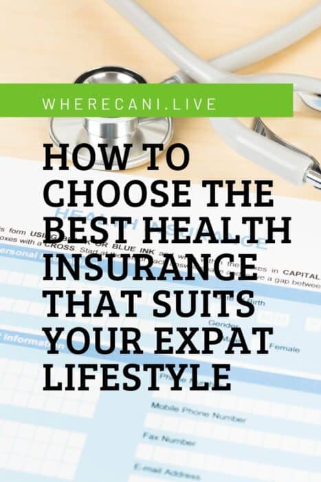 How to choose the best health insurance.