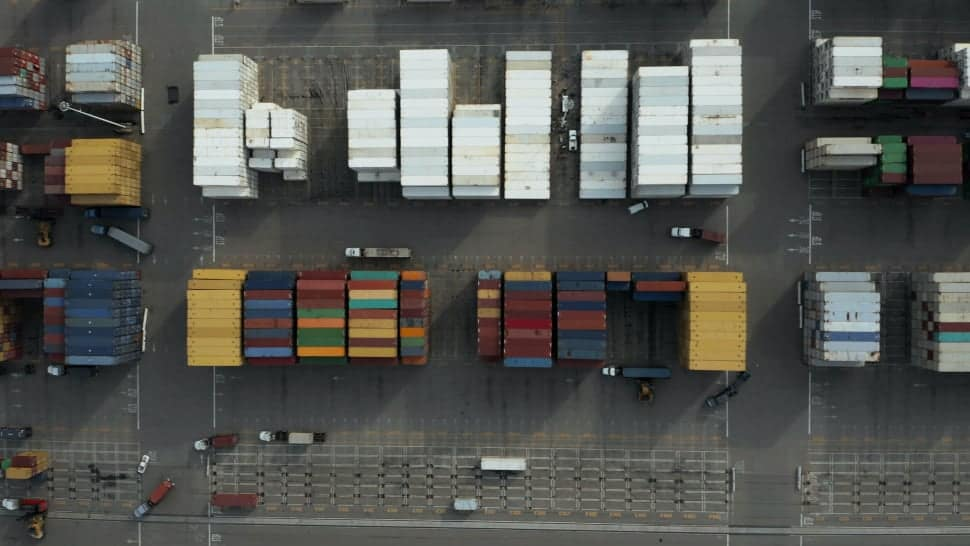 20-feet and 40-feet containers are the most commonly used in ocean freight for a move abroad