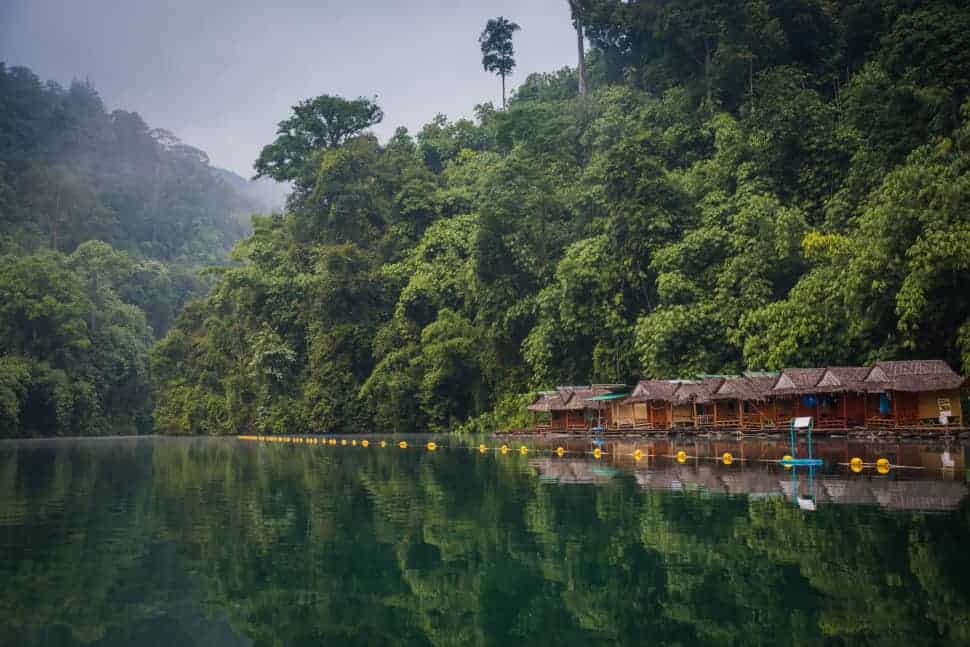 Thailand's natural beauty and world-class cities offer a cheap place to live.