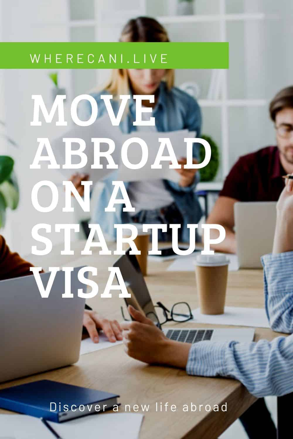If you have a great business idea, you should think about takeing advantage of the startup visas around the world #startup #visas #expat #opportunities #business via @wherecanilive