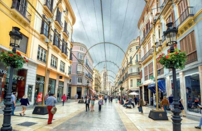 A European Street view - get portuguese citizenship