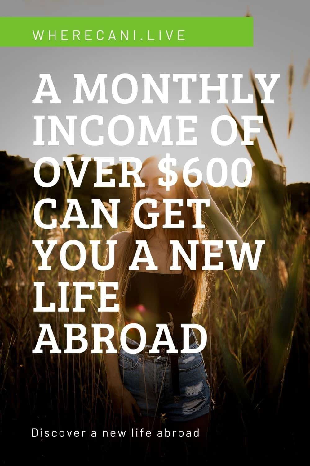 There are so many income based visas aroudn the world to get.  You just need to show that you can support yourself. #visas #income #expat #moveabroad via @wherecanilive