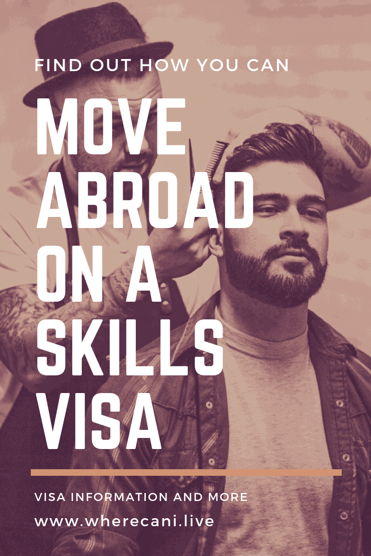 So many opportunities you may not know about to live overseas.  Check them out here. #visa #workandtravel #workvisa #skills via @wherecanilive