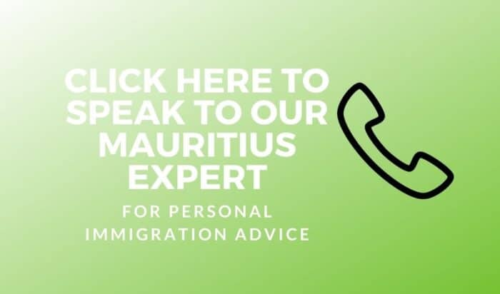 Click here to speak to a Mauritius expert