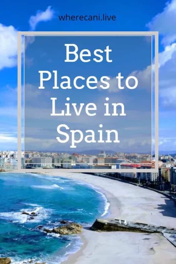 Gorgeous Spain.  But where should you live?  Here is our pick of the top places. #spain #expat #bestplaces via @wherecanilive