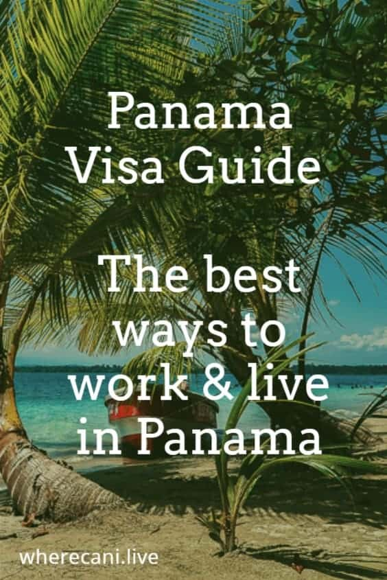 Here is the ultimate guide to Panama Visas.  Start a new life in this wonderful country #panama #visas #guide via @wherecanilive
