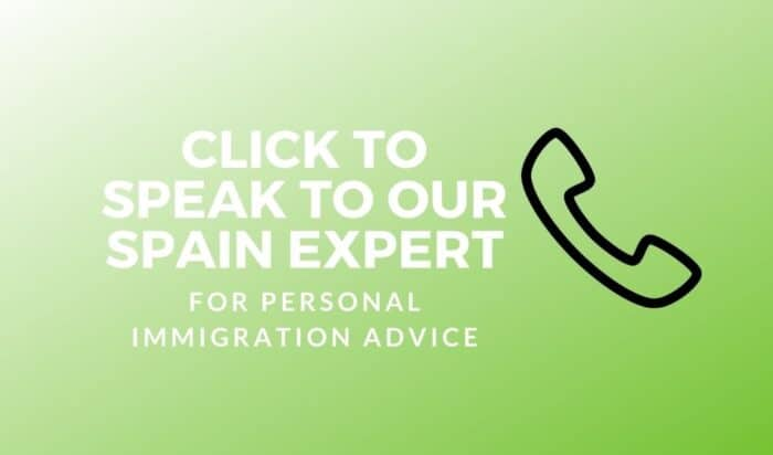 Click to speak to our Spain Immigration Expert