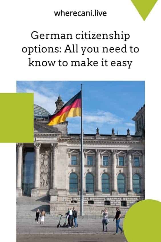 If you are wanting German citizenship then this guide will tell you how.  #german #germany #citizenship via @wherecanilive