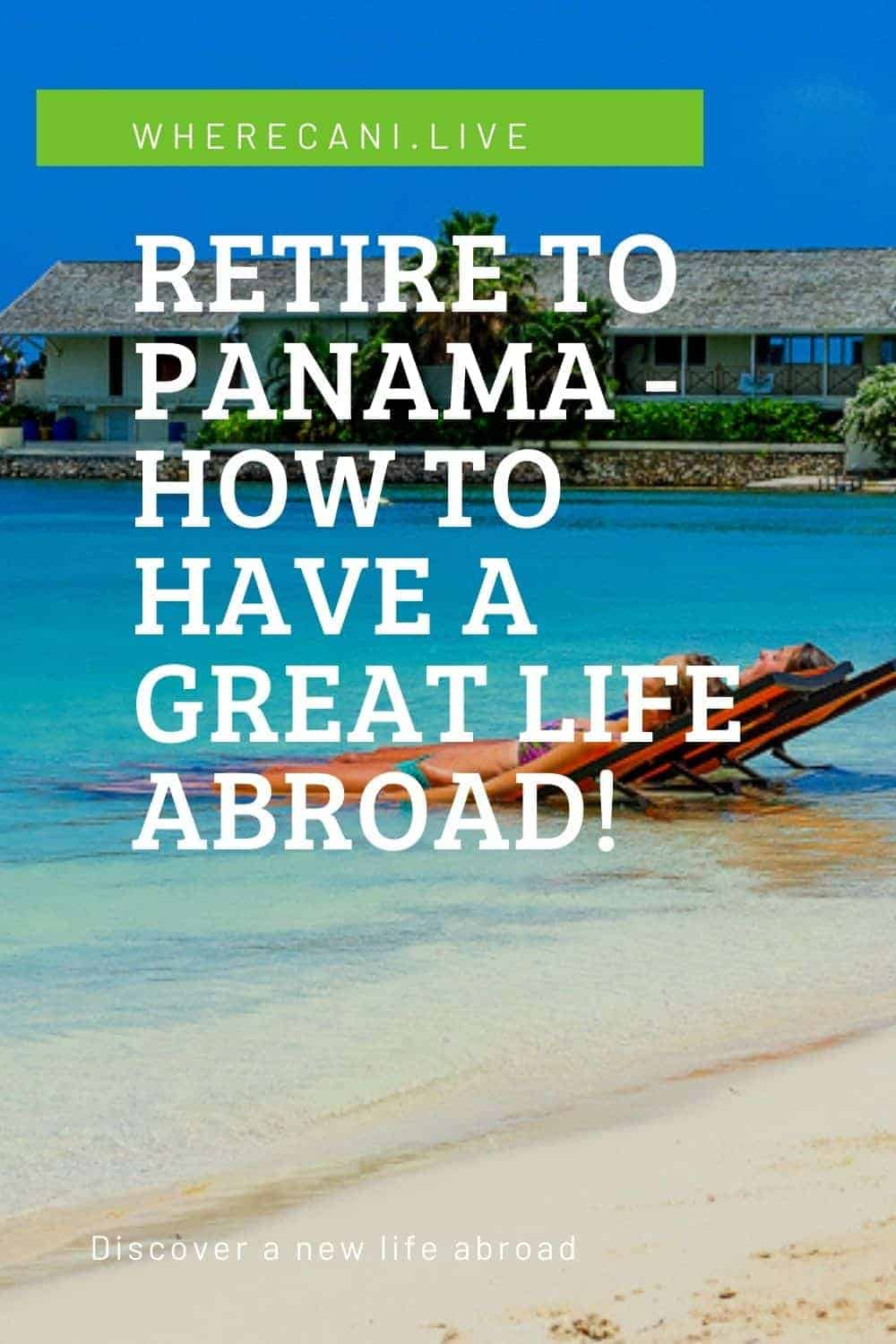 Retiring to Panama will be the best decision you make for a fantastic life.  Increase your spending power and  via @wherecanilive