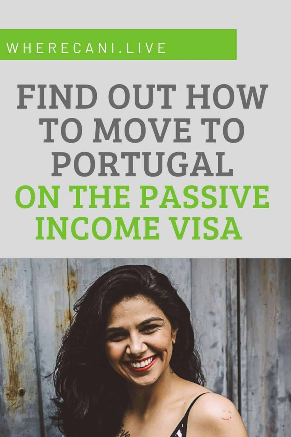 A move to Portugal may be easier than you think.  This visa type is the most popular.  Find out how you can get it #portugal #visas #expat via @wherecanilive