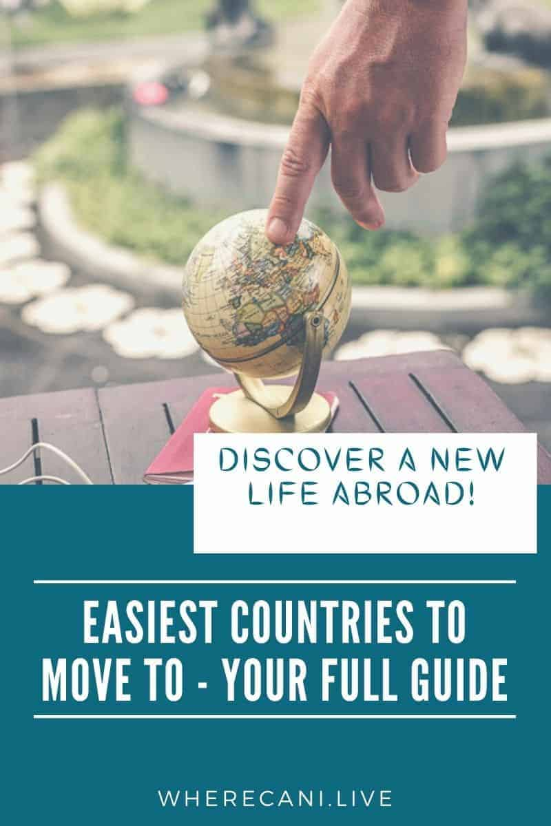 We'll show you your best opportunities to move abroad, no matter your circumstances. #moveabroad #moving #relocation #bestcountries via @wherecanilive