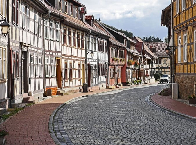 Houses in Germany where you could live