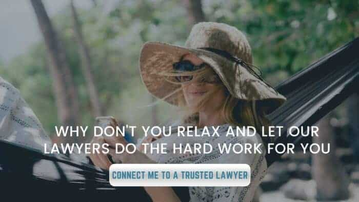 Why don't you relax and let our NLV lawyer do the hard work for you.