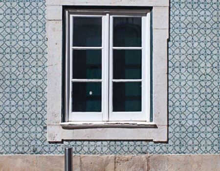 Tiled Walls in Portugal