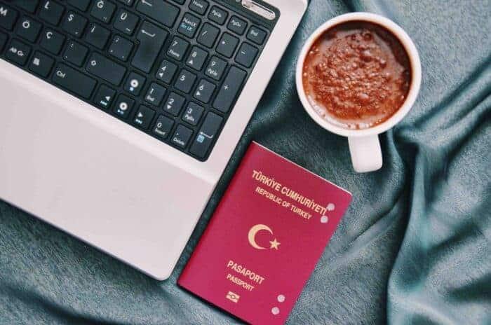 Visas and a passport